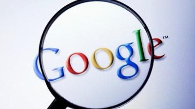 گوگل و ذره بین
